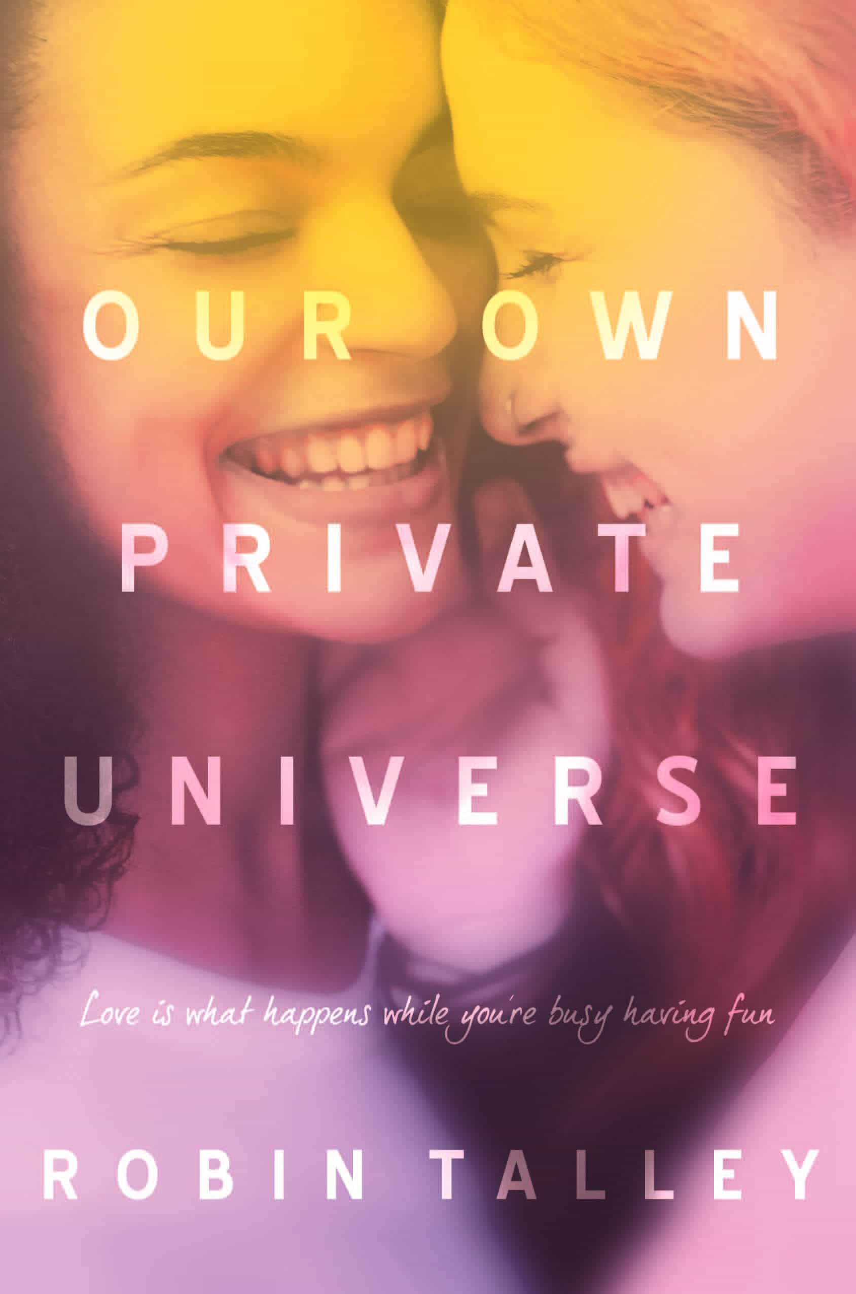 Our Own Private Universe Robin Talley, Hay una lesbiana en mi sopa