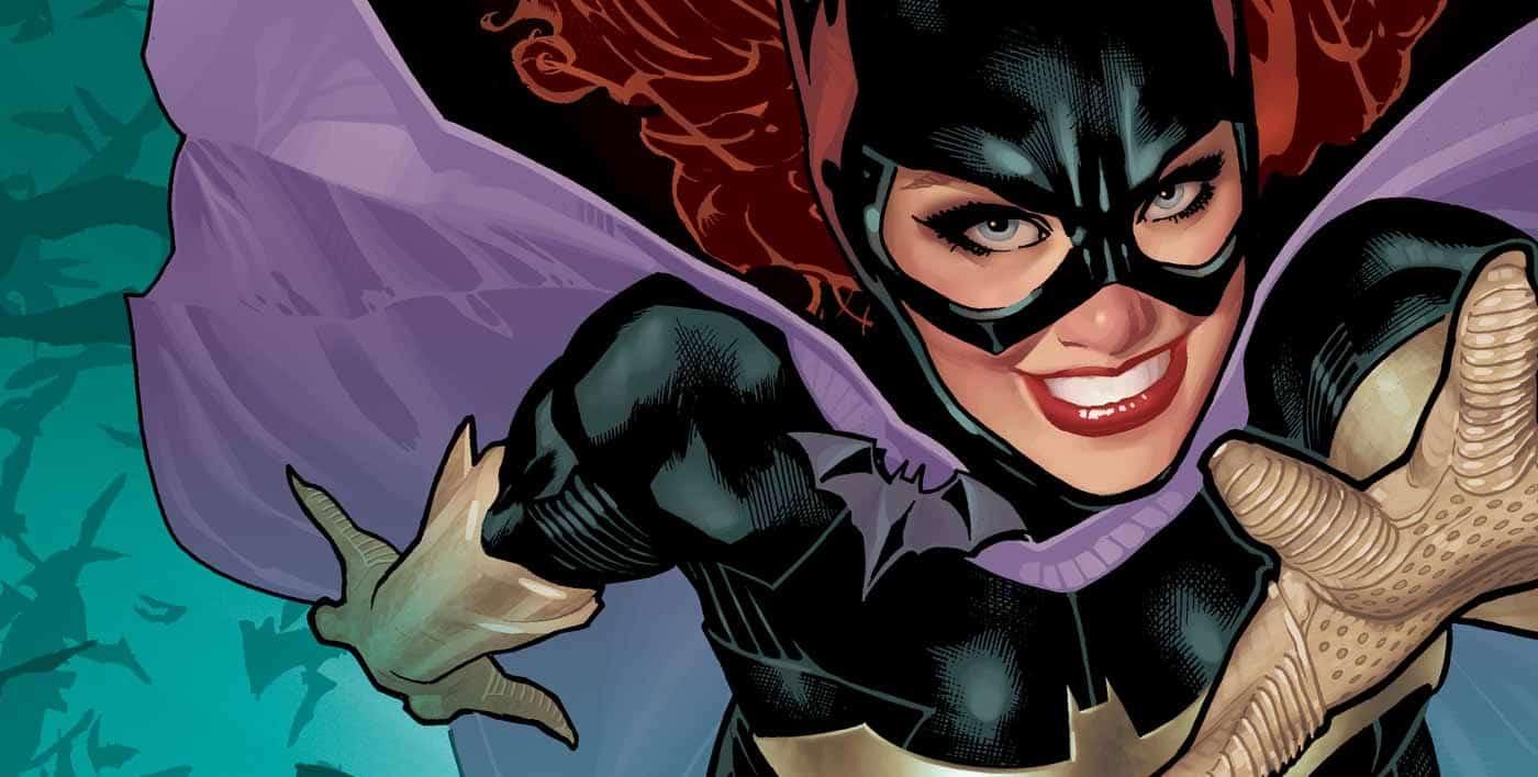 Barbara Gordon Batgirl New 52, Hay una lesbiana en mi sopa