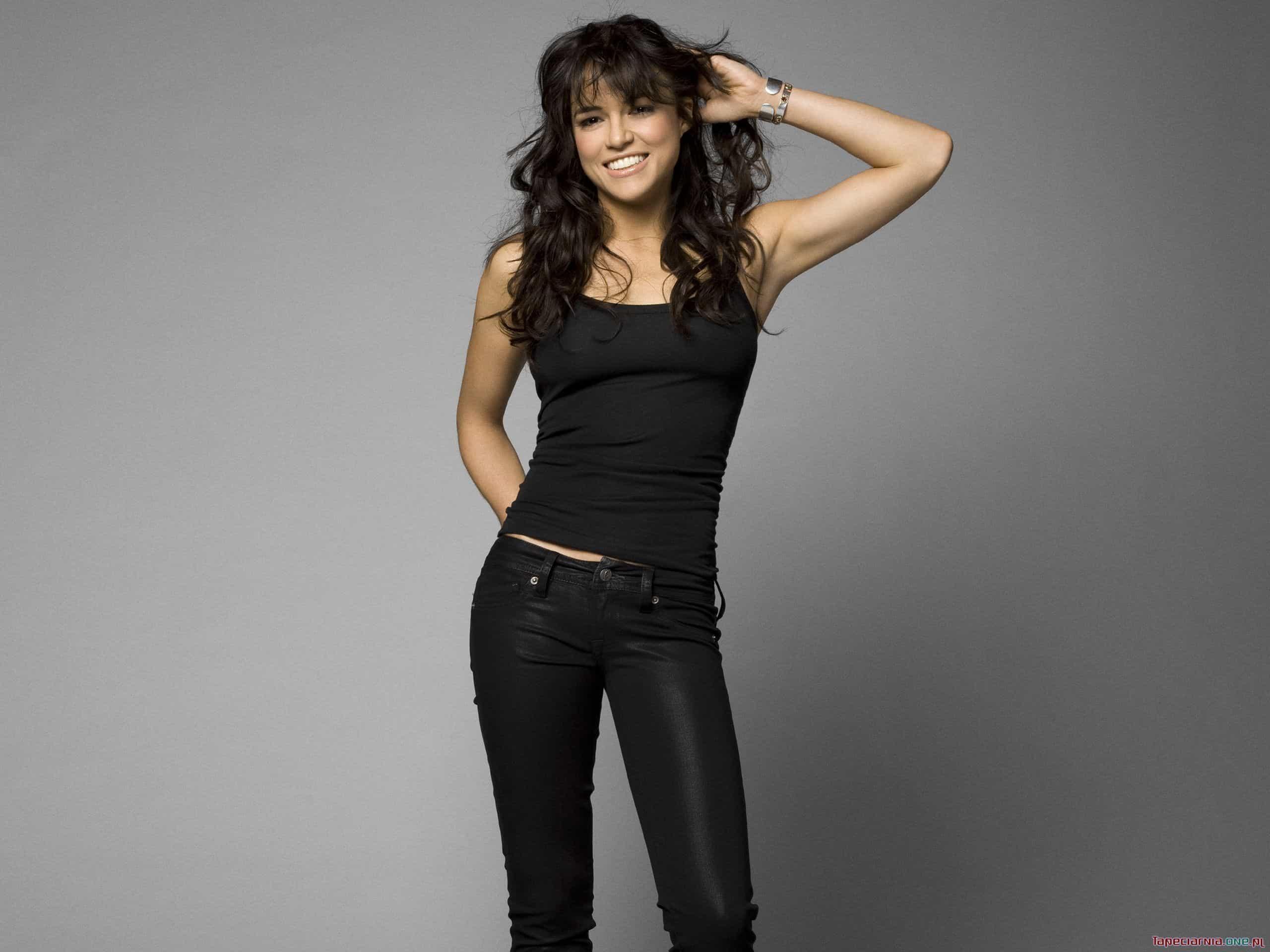 Michelle Rodriguez, Hay una lesbiana en mi sopa
