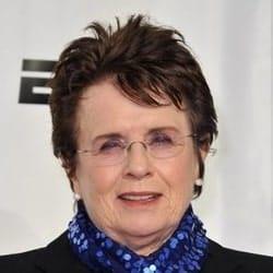 Billie Jean King, Hay una lesbiana en mi sopa