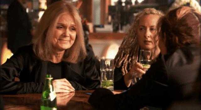 Gloria Steneim, Hay una lesbiana en mi sopa