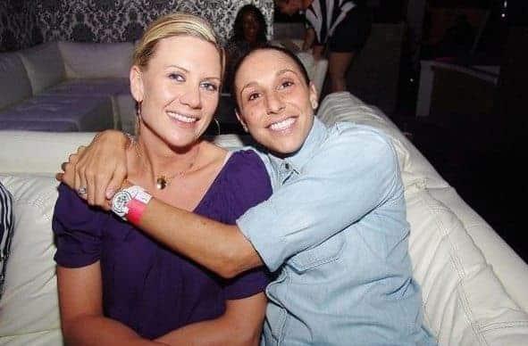 Diana Taurasi Girlfriend Penny Taylor, Hay una lesbiana en mi sopa