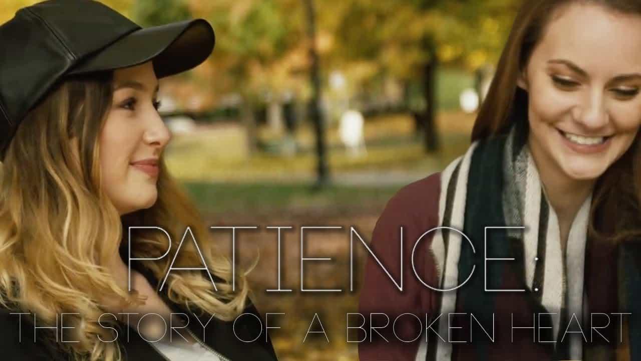 Patience The Story Of A Broken Heart , Hay una lesbiana en mi sopa