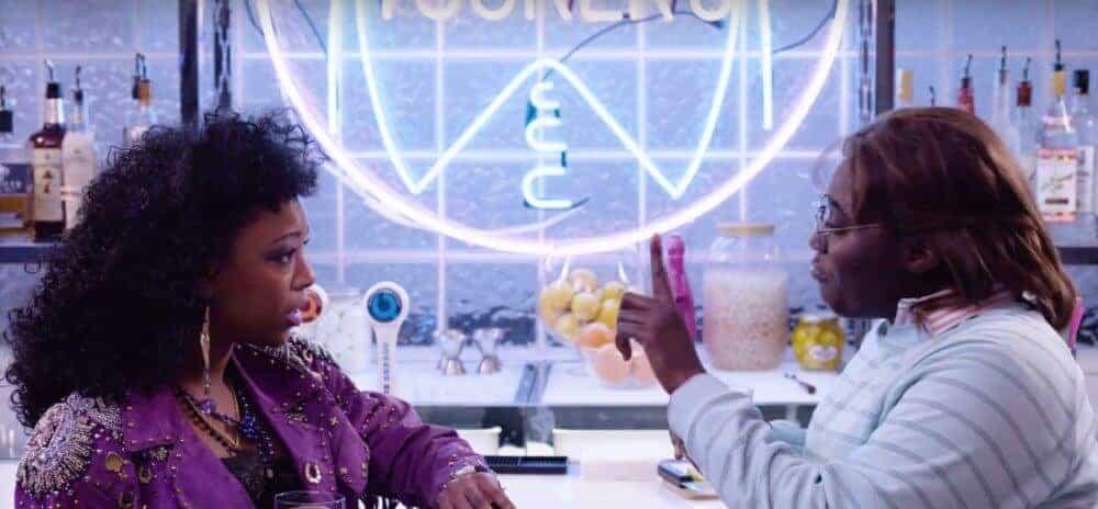 Oitnb Black Mirror, Hay una lesbiana en mi sopa