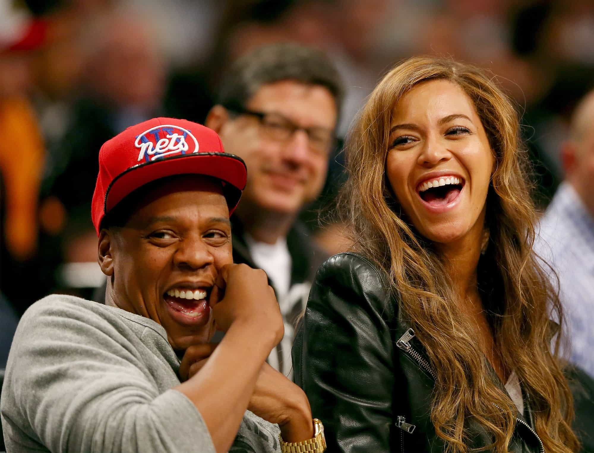 Beyonce Jay Z, Hay una lesbiana en mi sopa