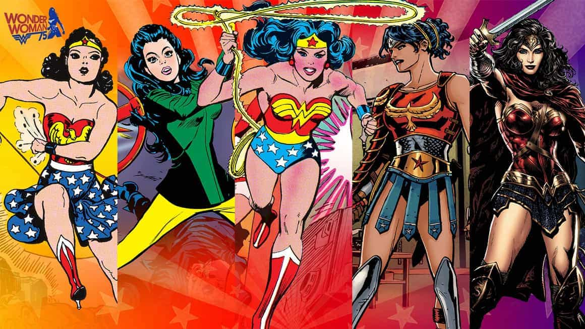 Wonder Woman 75, Hay una lesbiana en mi sopa