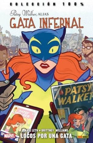 Patsy Walker Gata Infernal , Hay una lesbiana en mi sopa