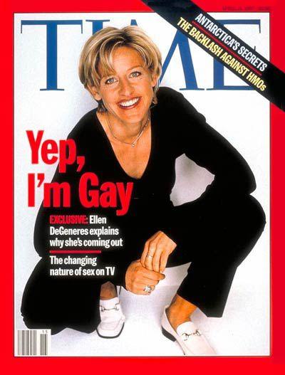 Ellen Cover, Hay una lesbiana en mi sopa