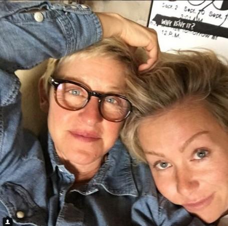 Ellen Portia, Hay una lesbiana en mi sopa
