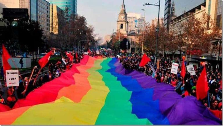 La presidenta de Chile presenta el proyecto de ley de matrimonio igualitario