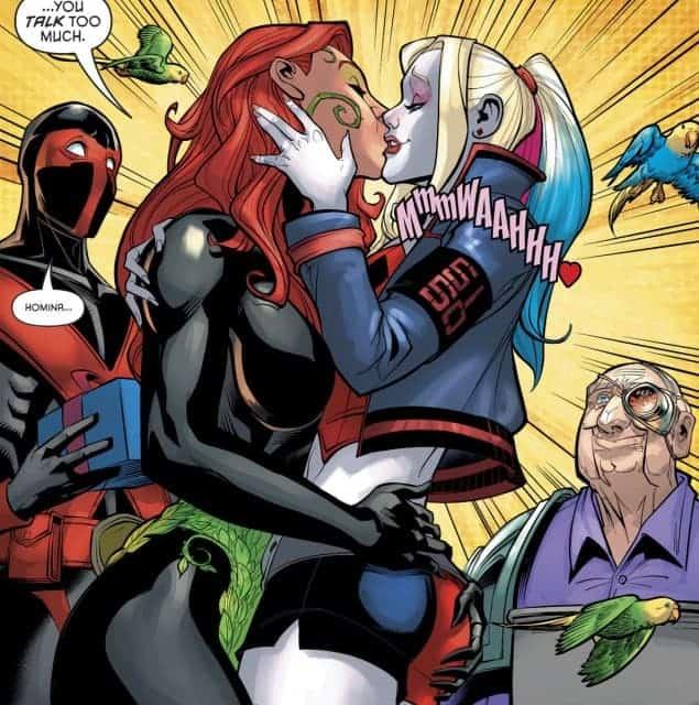 poison ivy harley quinn - Margot Robbie quiere que Harley Quinn y Poison Ivy estén juntas en su película