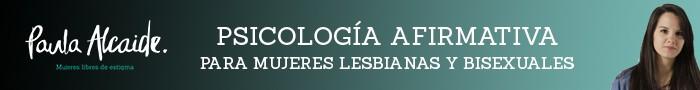 banner paula alcaide - Hay una lesbiana en mi sopa