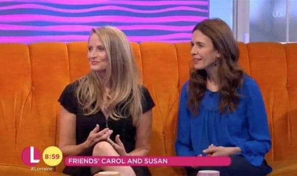 Carol Susan, Hay una lesbiana en mi sopa
