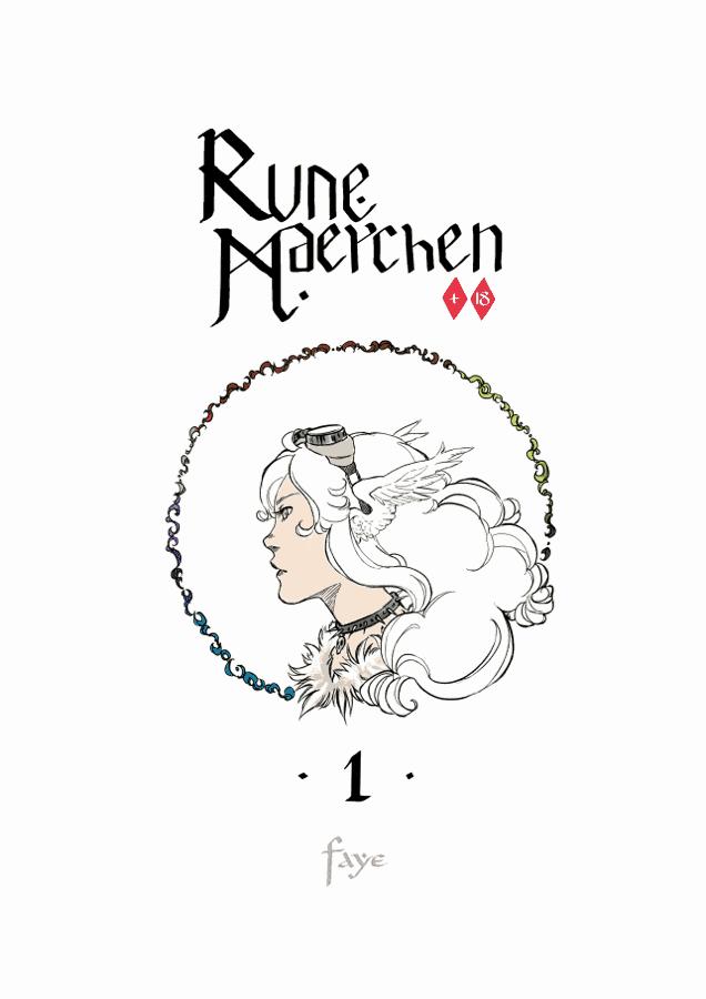 Portada De Rune Maerchen 1 2016 Faye Monsterswaltz, Hay una lesbiana en mi sopa