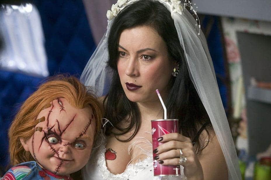 Jennifer Tilly Seed Of Chucky, Hay una lesbiana en mi sopa