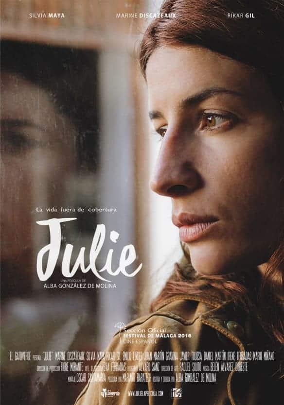 Julie Poster, Hay una lesbiana en mi sopa