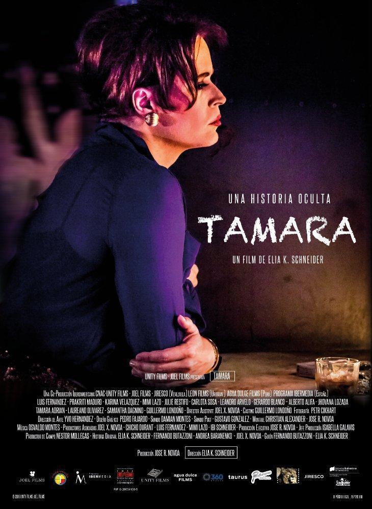 Tamara Poster, Hay una lesbiana en mi sopa