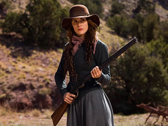 4 alicefletcher - 'Godless', el western femenino está de moda