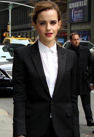 Emma Watson, Hay una lesbiana en mi sopa