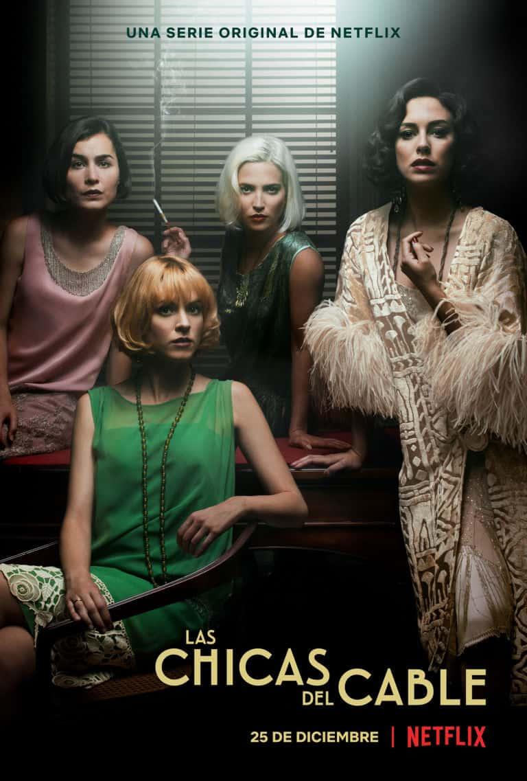 Las Chicas Del Cable Segunda Temporada, Hay una lesbiana en mi sopa