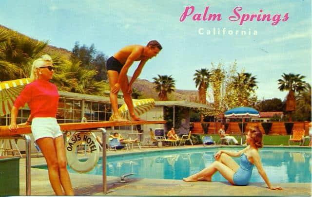 PALM SPRINGS PISCINA 2 - Ésta ciudad de California estará gobernada solamente por personas LGBT