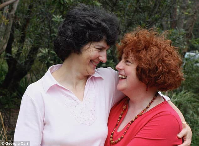 Juntas desde 1974, y por fin van a poder casarse