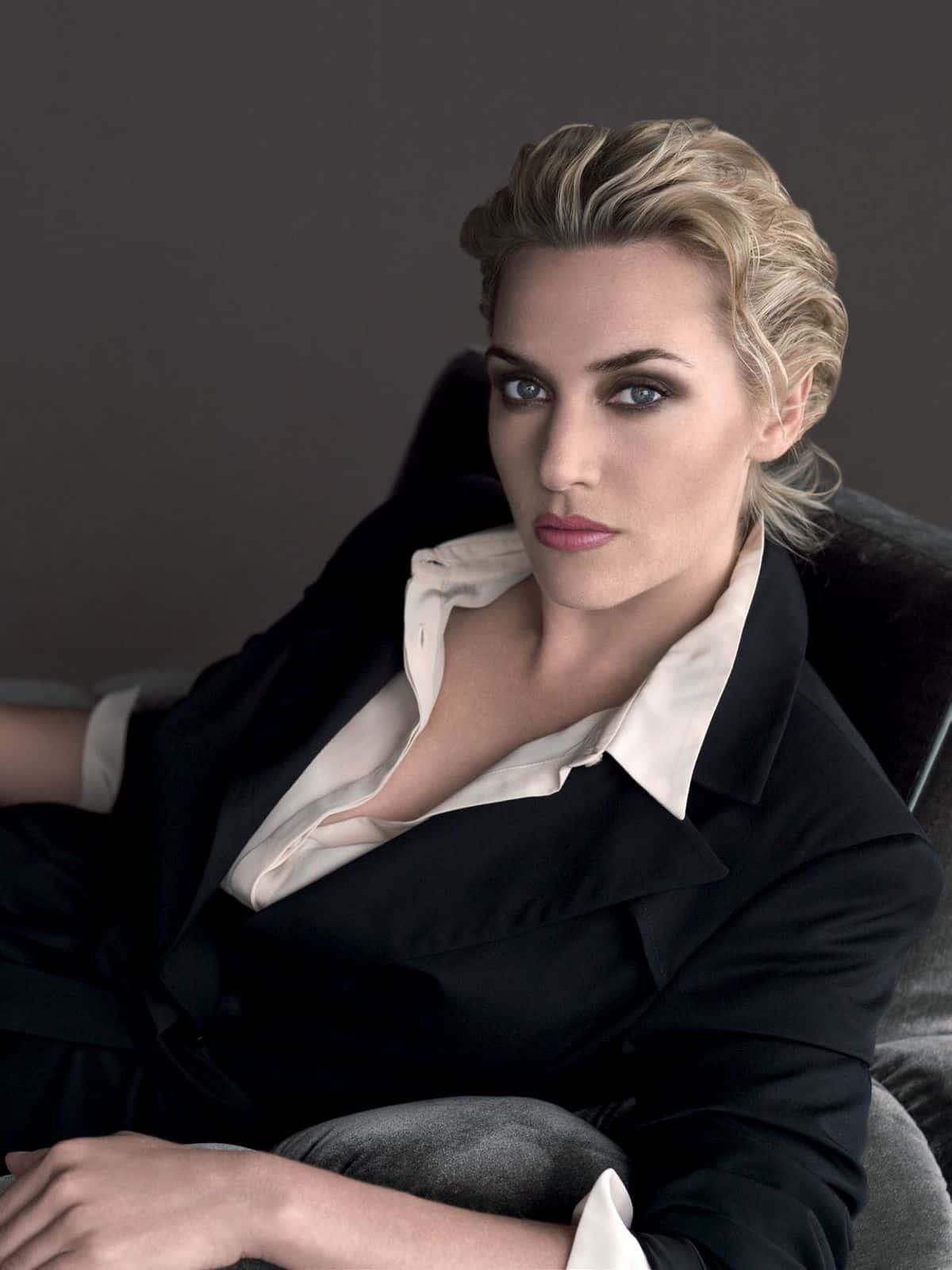 Kate Winslet3, Hay una lesbiana en mi sopa