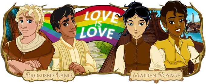 Love Is Love , Hay una lesbiana en mi sopa