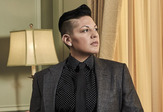 Sara Ramirez, Hay una lesbiana en mi sopa