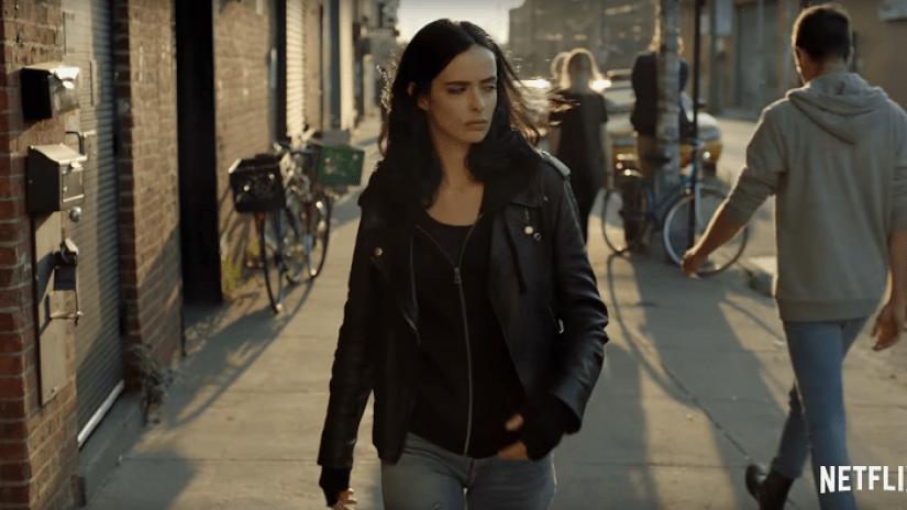 jessica jones season 2 release date trailer krysten ritter marvel netflix - Las mejores películas lésbicas vintage