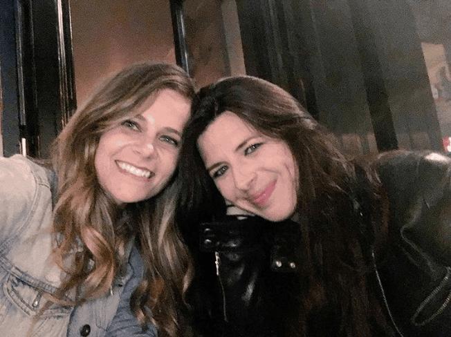 Heather Matarazzo Se Compromete Con Su Novia Heather Turman, Hay una lesbiana en mi sopa
