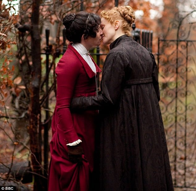 Anne Lister 2, Hay una lesbiana en mi sopa