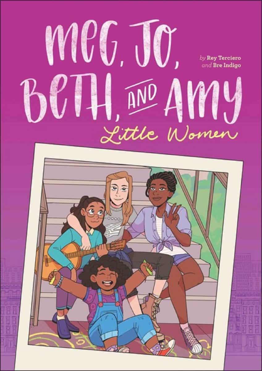 Meg Jo Beth And Amy Cover 848x1200, Hay una lesbiana en mi sopa