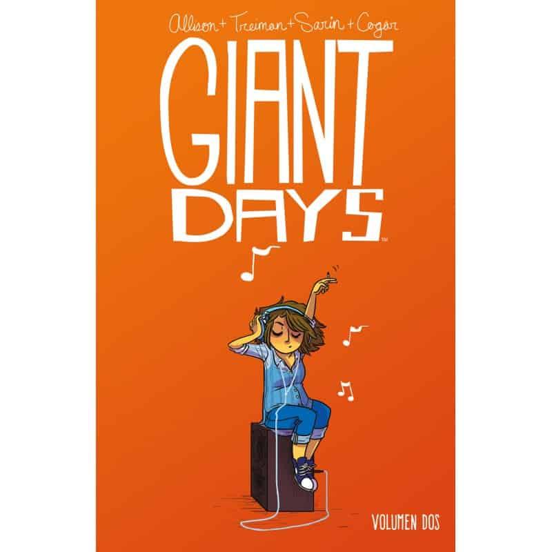 Giant Days 2, Hay una lesbiana en mi sopa