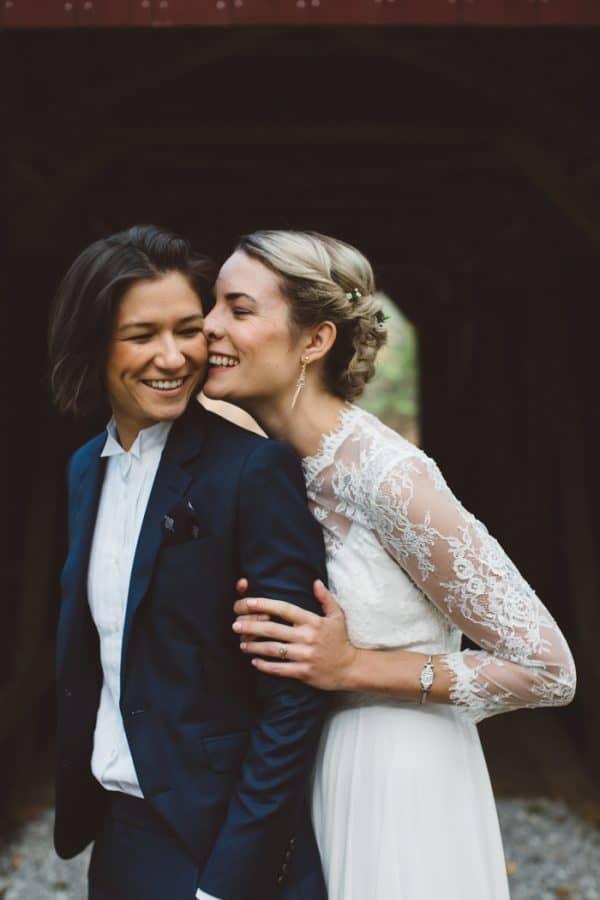 Junebugweddings.com , Hay una lesbiana en mi sopa
