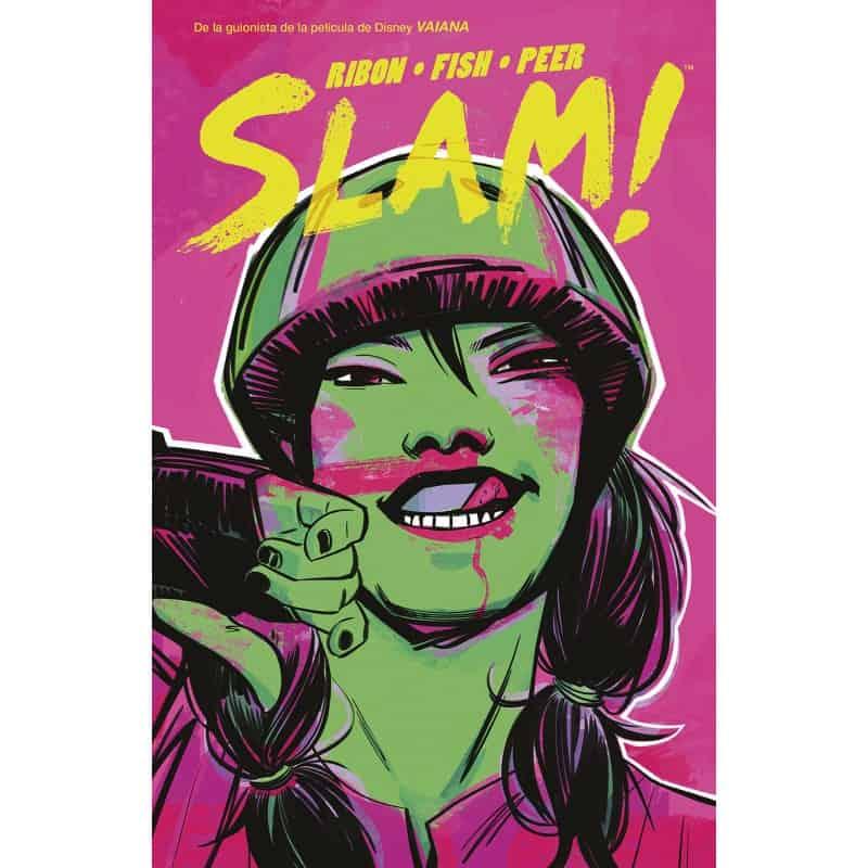 Slam, Hay una lesbiana en mi sopa