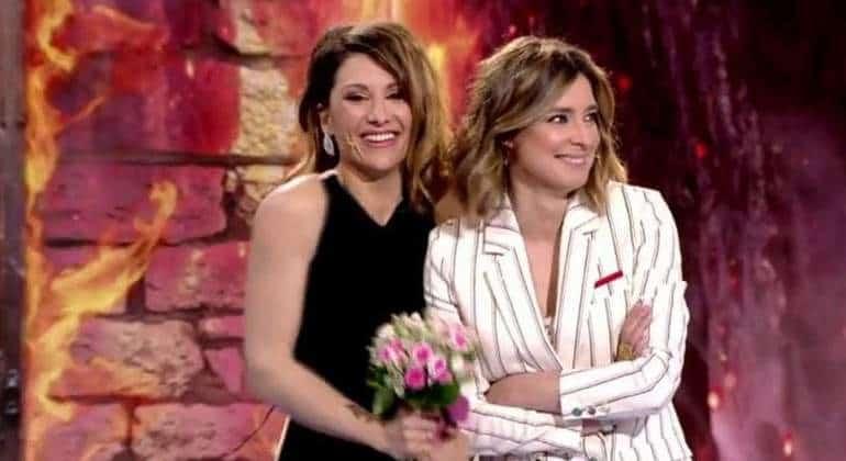 """Sandra Barneda enamoradi%CC%81sima de Nagore Robles - Nagore y Sandra: """"Había miedo por el qué dirán"""""""