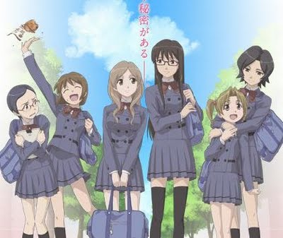 Sasameki Koto  - Hablemos de shoujo-ai, episodio 1