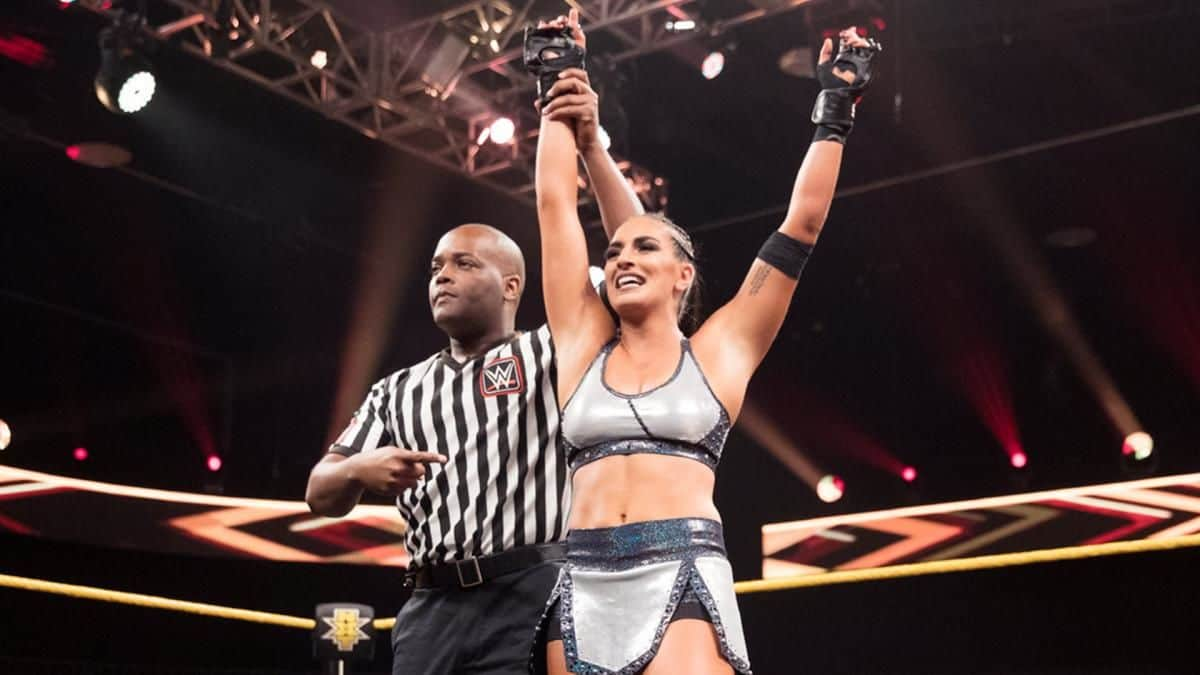 image - Sonya Deville, primera luchadora abiertamente lesbiana en WrestleMania