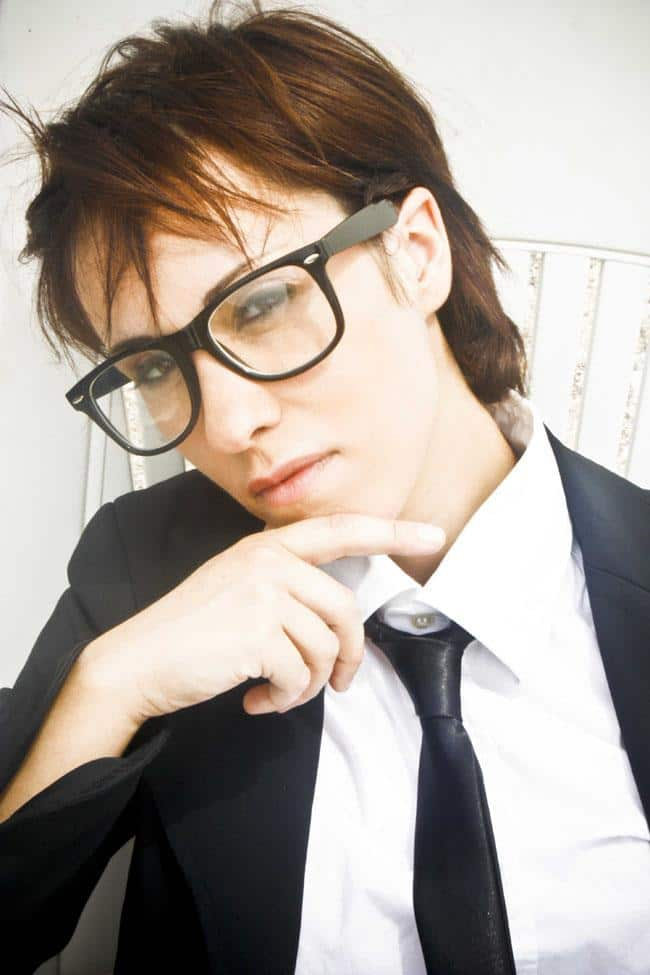 Giulia LSBTheSerie, Hay una lesbiana en mi sopa
