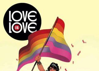 Portada USA Love is love