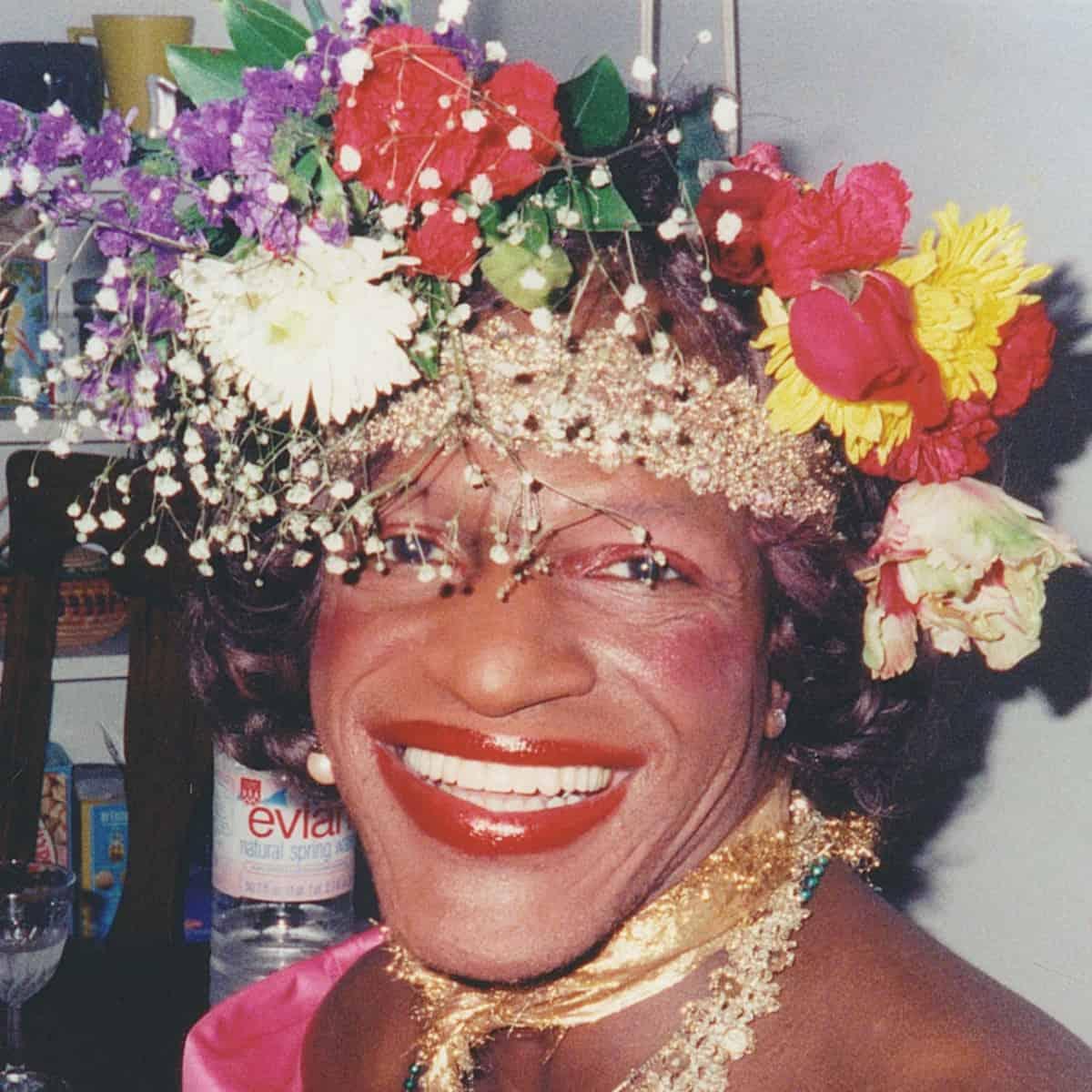 Marsha P Johnson, Hay una lesbiana en mi sopa