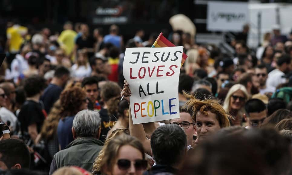 orgullo roma 2 - Las fotografías de la reivindicativa marcha del Orgullo LGTB en Roma