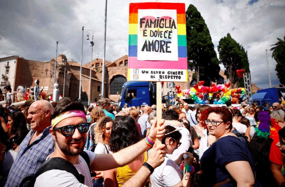 Orgullo Roma 7, Hay una lesbiana en mi sopa