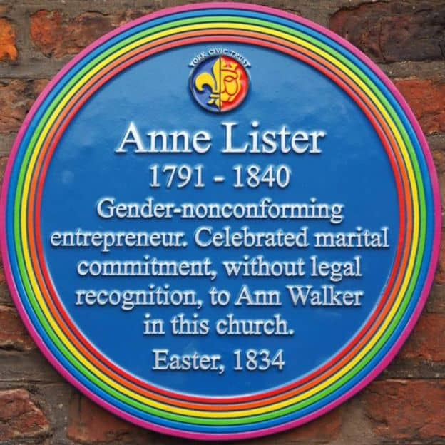 102670972 keithseabridgejpg - La placa conmemorativa de Anne Lister en York incluirá que era lesbiana
