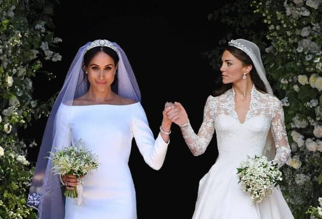 Meghan Markle And Kate Middleton 2, Hay una lesbiana en mi sopa