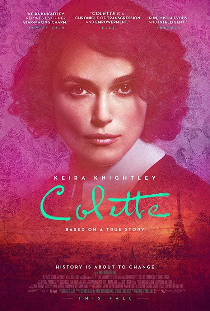 colette - Keira Knightley espléndida y croqueta en el trailer de 'Colette'