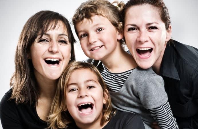 Lesbian Family, Hay una lesbiana en mi sopa