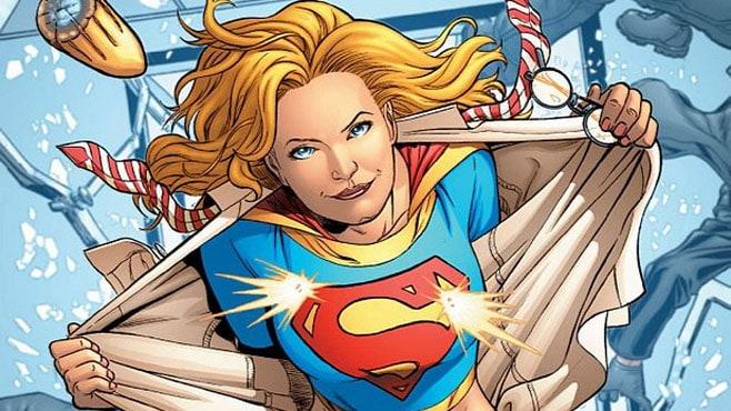 supergirl - Una película de 'Supergirl' está en camino