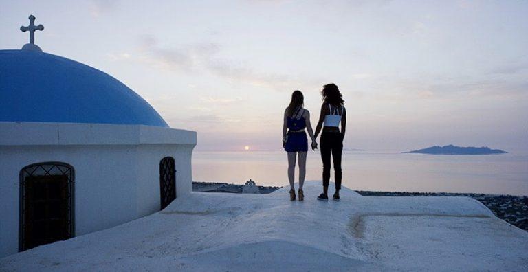 'Romeo y Julieta' + vampiros + lesbianas = 'With A Kiss I Die'